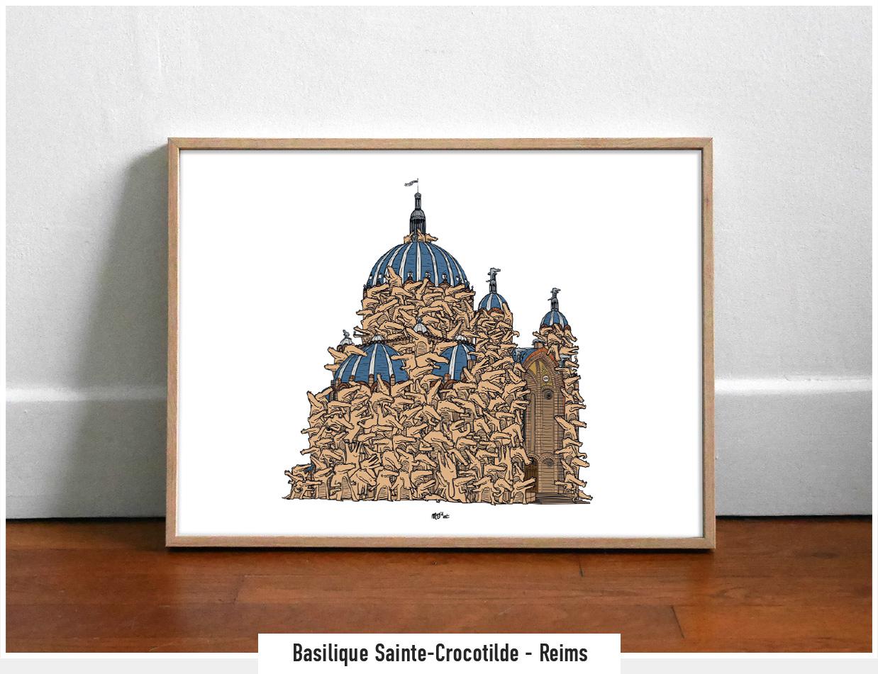 Basilique Sainte-Crocotilde