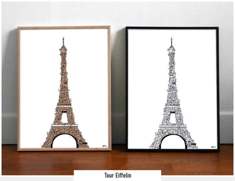 Tour Eiffelin